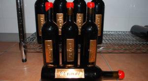 Bottiglie di vino Cantina Pùmari