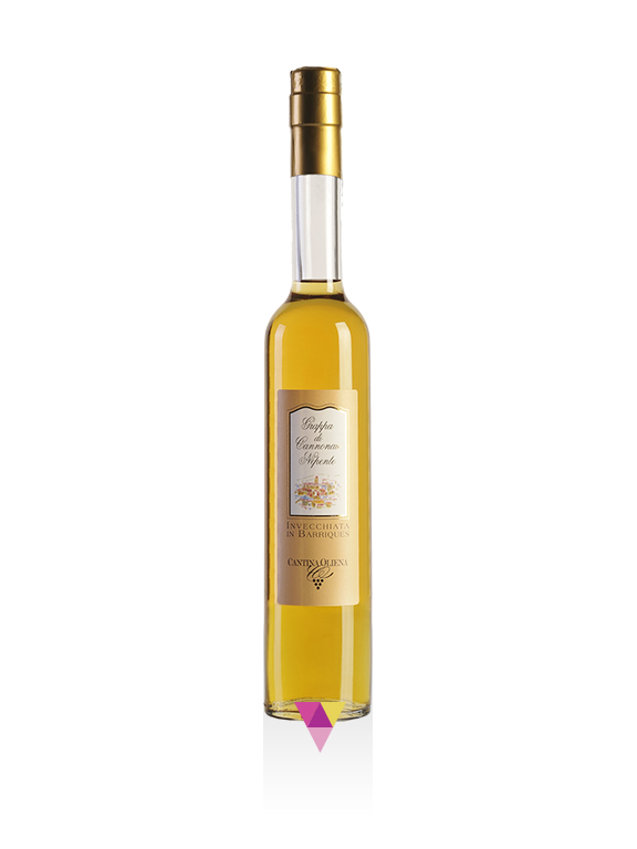 Grappa di Cannonau Nepente Invecchiata in Barrique - Cantina Sociale Oliena