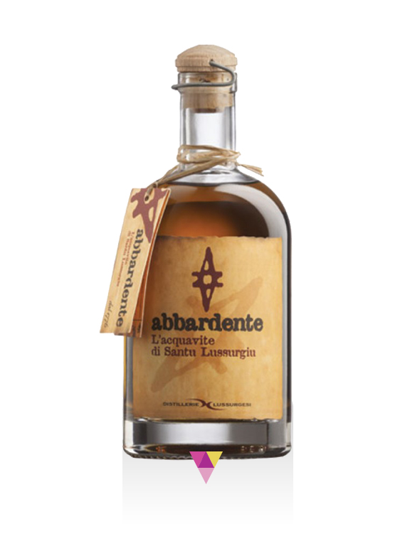 Abbardente Affinata - Distillerie Lussurgesi