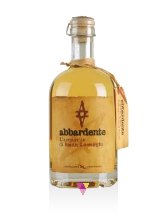 Abbardente alla Liquirizia - Distillerie Lussurgesi