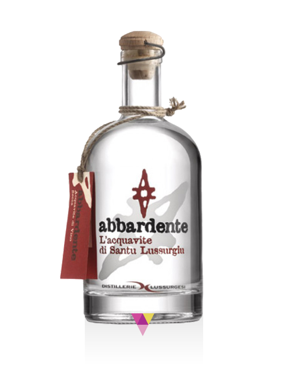 Abbardente Secca - Distillerie Lussurgesi