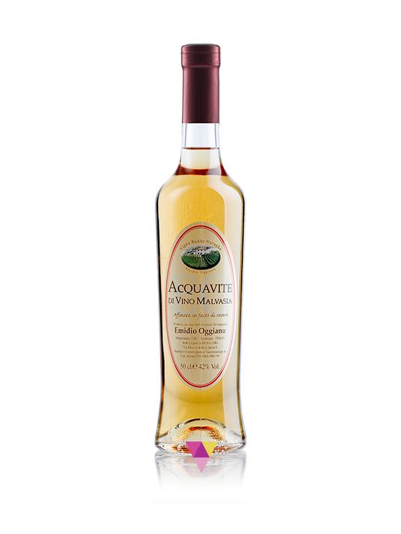 Acquavite di Malvasia - Emidio Oggianu