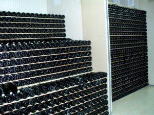 Bottiglie Lisca Brut metodo classico - LISCA s.s.