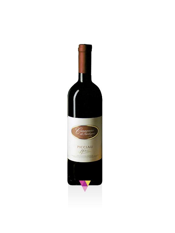 Cannonau di Sardegna - Cantine Gigi Picciau