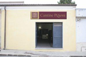 Entrata Cantine Pisoni