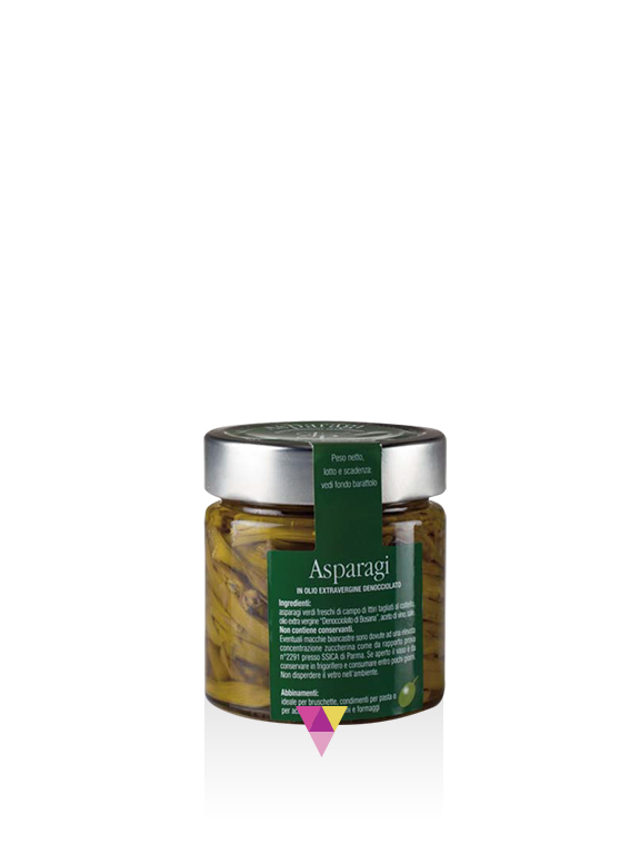 Asparagi Sott'olio - Fratelli Pinna