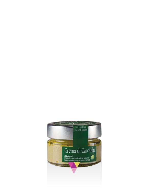 Crema di Carciofini - Fratelli Pinna
