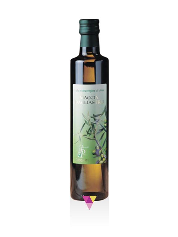 Olio Extra Vergine di Oliva Maccia D'Agliastru - Fratelli Pinna