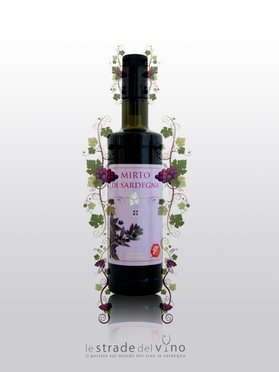Mirto di Sardegna Linea Liquori dei Frati -