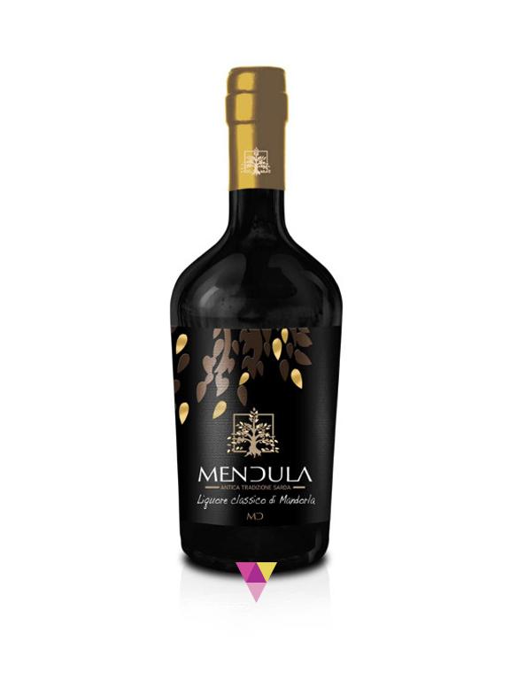 Liquore Classico di Mandorle - Mendula