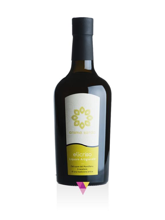 Liquore di Elicrisio - Distillerie Lussurgesi