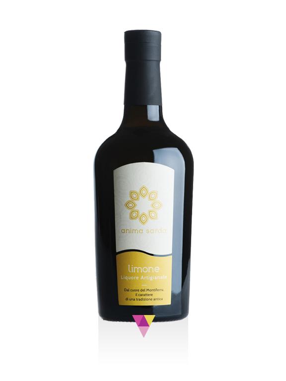Liquore di Limone - Distillerie Lussurgesi
