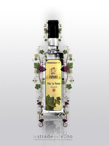 Fil e Ferru Linea Ruggero Ludus - Liquorificio Artigiano Ruggero Leone