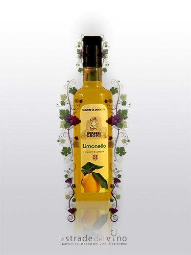 Liquore di Limonello Linea Ruggero Ludus - Liquorificio Artigiano Ruggero Leone
