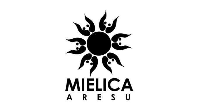 Logo Mielica Aresu