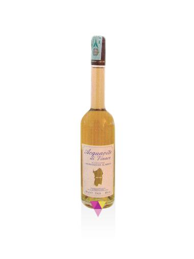 Acquavite di Vinacce Aromatizzate al mirto - Lucio & Nunzia Liquori