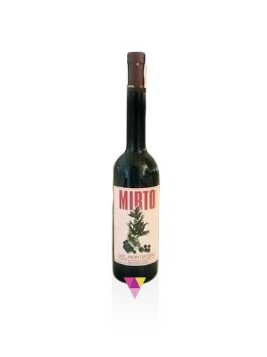 Mirto del Montiferru - Lucio & Nunzia Liquori