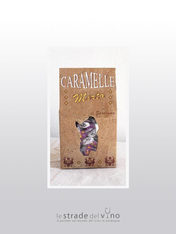 Caramelle Mirto - Confezione Sardegna - Mielica Aresu