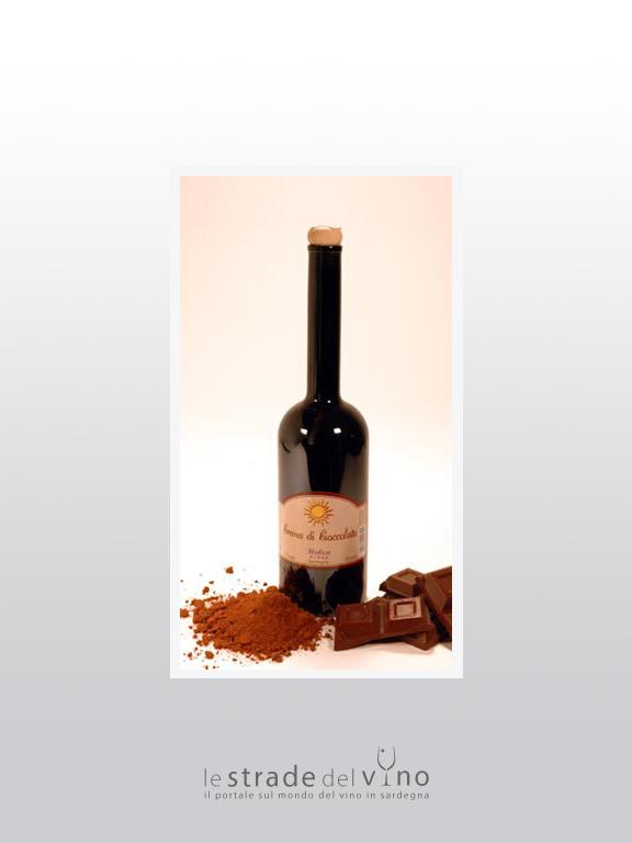 Crema di cioccolato 70 cl - Mielica Aresu