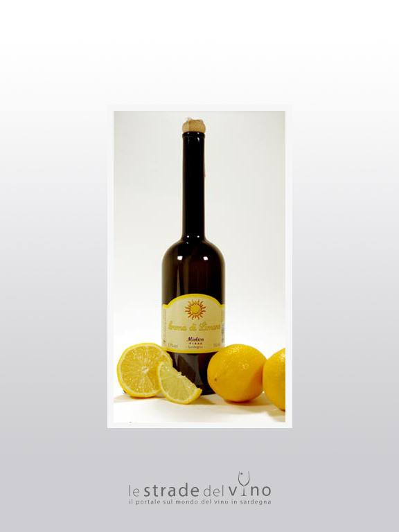 Crema di Limone 70 cl - Mielica Aresu