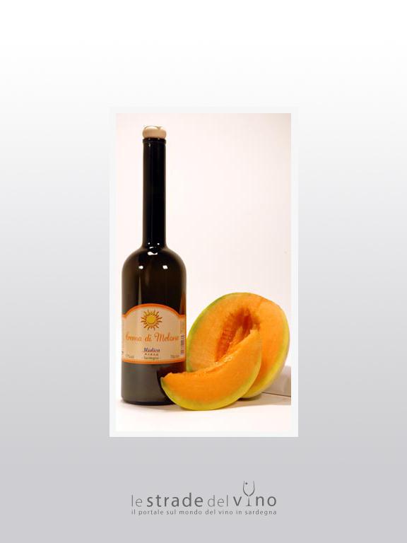 Crema di Melone 70 cl - Mielica Aresu