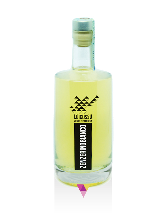 Zenzerino Bianco - LOICOSSU Liquori di Sardegna