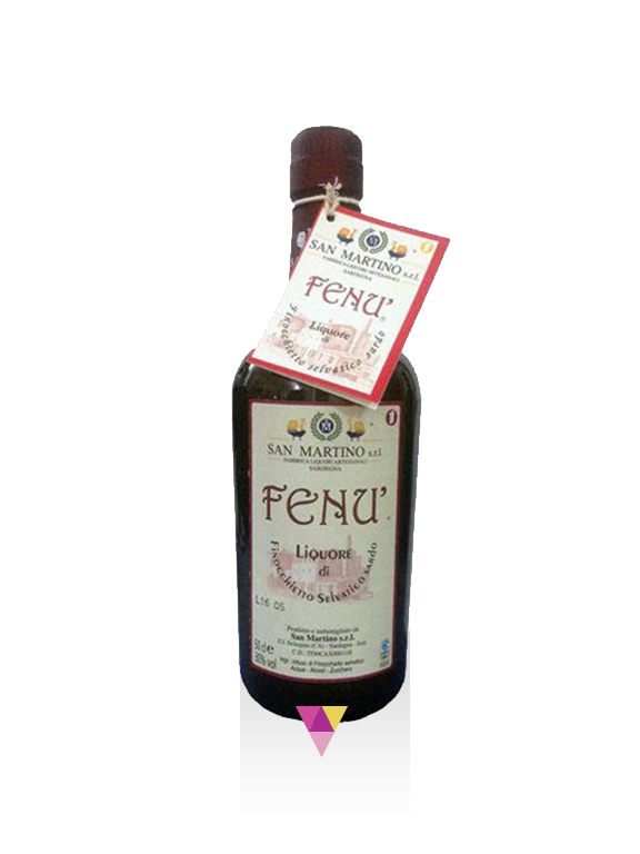 Fenu - San Martino - Fabbrica Liquori Artigianali