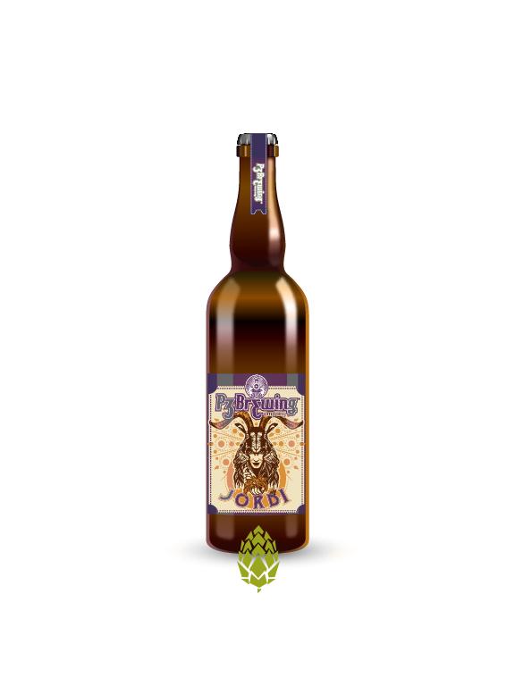 Jordi - P3 Brewing Company