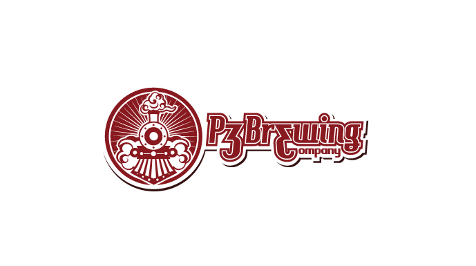 Logo P3 Brewing Company