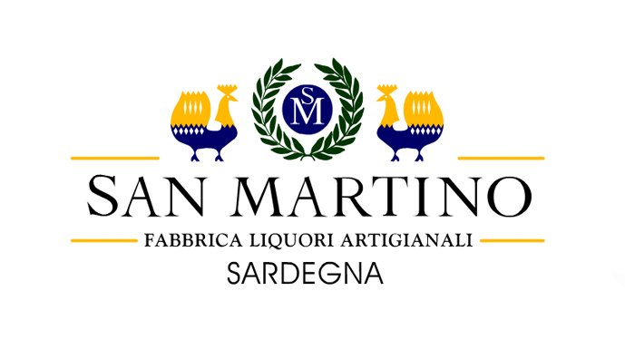 Logo San Martino - Fabbrica Liquori Artigianali