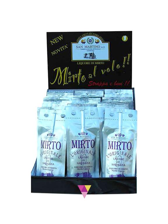 Mirto al Volo - San Martino - Fabbrica Liquori Artigianali