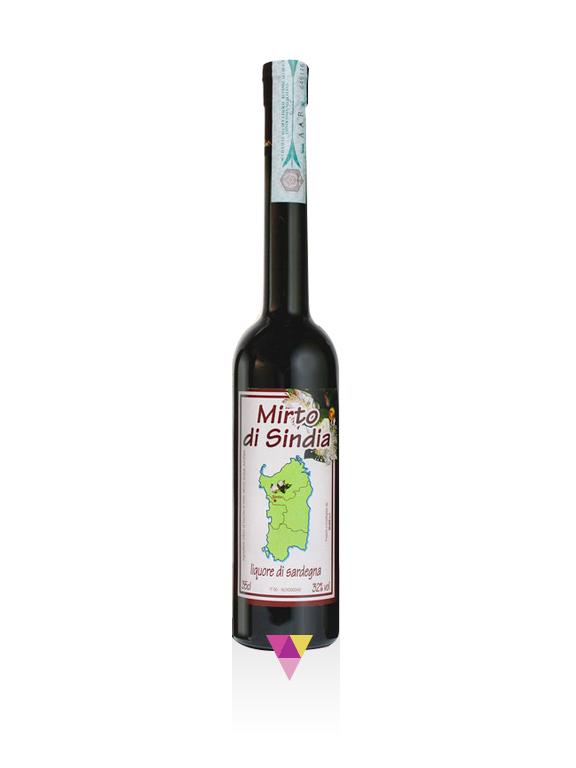 Mirto di Sindia - Liquore di Mirto 35 Cl
