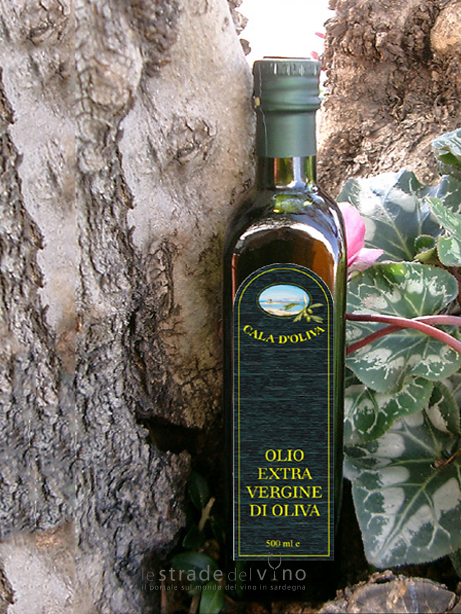 Olio Cala d'Oliva 500 - Oleificio Cooperativo di Sassari