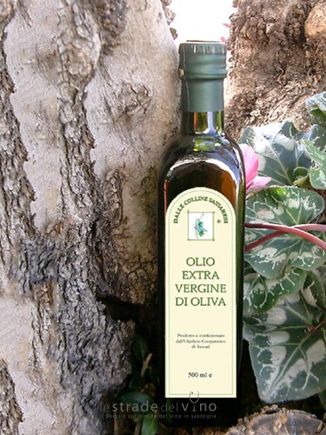 Olio Colline Sassaresi 1L - Olio Cala d'Oliva - Oleificio Cooperativo di Sassari