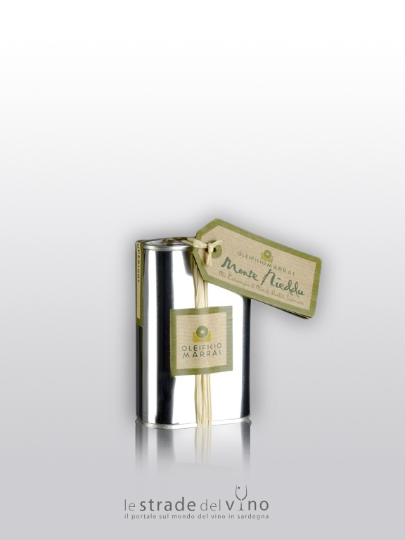 Olio Monte Nieddu 250 Lattina - Oleificio Marras