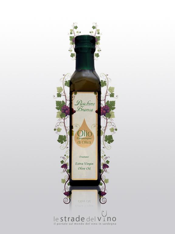 Olio Extra Vergine D'Oliva 250 - Oleificio Paschino Branca