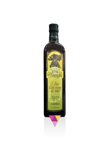 Oleificio Podda Terra dei Nuraghi - Olio 50 Marasca 75