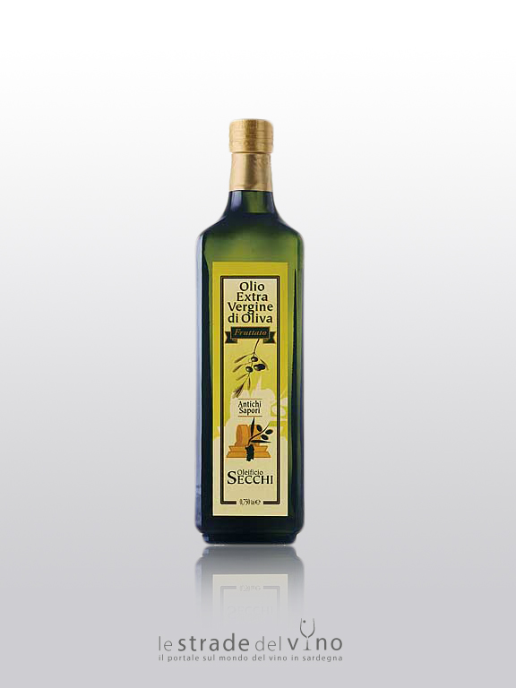 Oleificio Secchi - Olio Extra Vergine d'Oliva Fruttato
