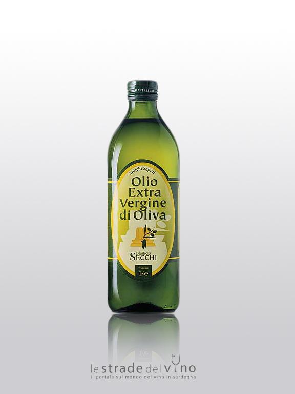 Oleificio Secchi - Olio Extra Vergine d'Oliva Tradizionale 1 litro