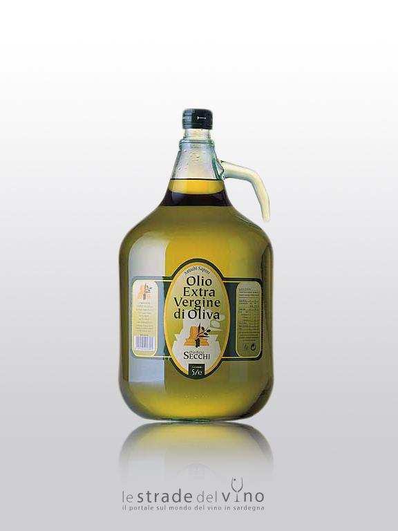 Oleificio Secchi - Olio Extra Vergine d'Oliva Tradizionale 5 litri