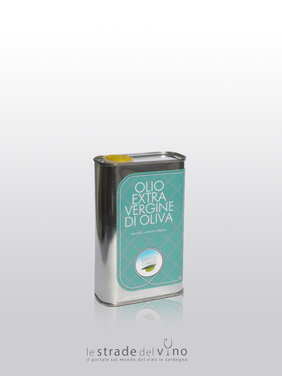 Olio Extra Vergine d'Oliva Lattina in 0.50 L - Oleificio Giovanni Matteo Corrias