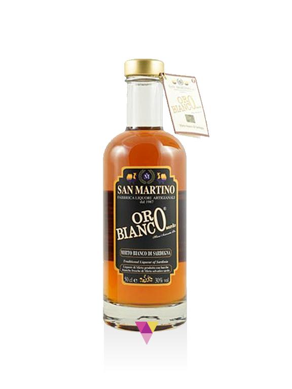 Oro Bianco - San Martino - Fabbrica Liquori Artigianali