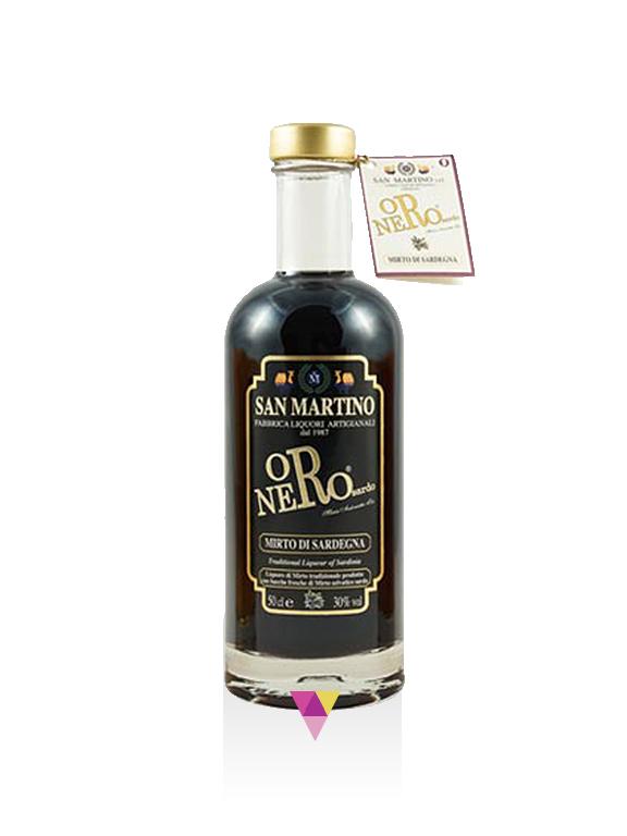 Oro Nero - San Martino - Fabbrica Liquori Artigianali