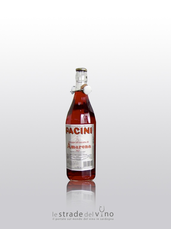 Pacini - Amarena tappo meccanico L. 1