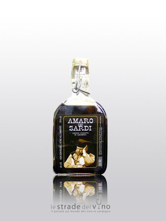 Pacini - Amaro dei Sardi Fiaschetta cl. 20