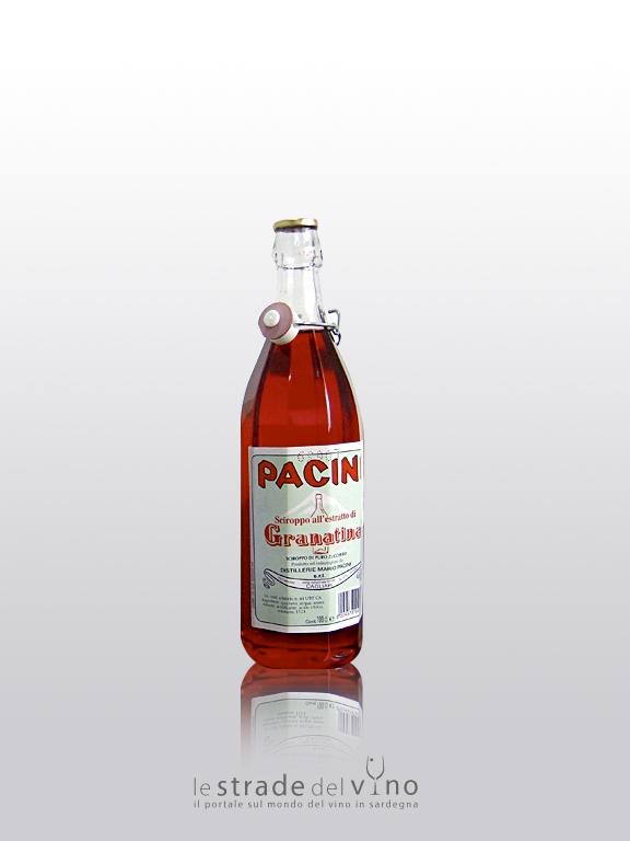 Pacini - Granatina Tappo Meccanico 1 L.