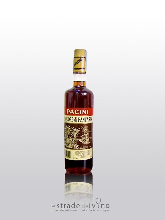 Pacini - Liquore Fantasia al rum cl. 70