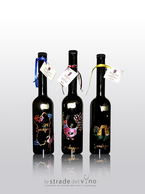 Pacini - Mirto cl. 50 Decorato