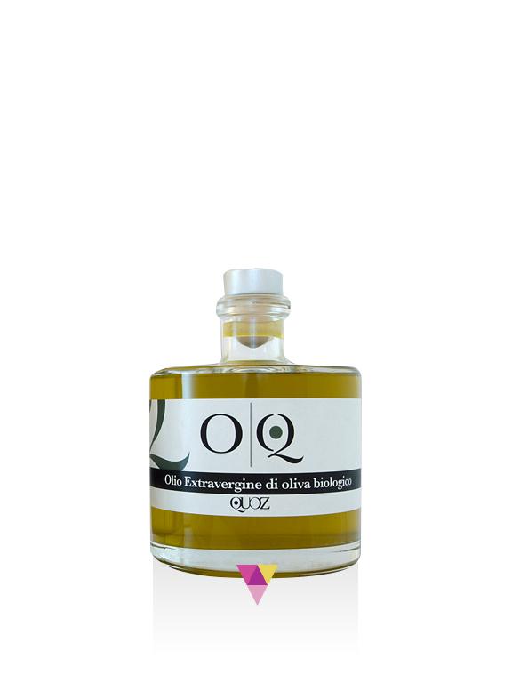 Quoz Olio Biologico Extra Vergine D'oliva - Quoz