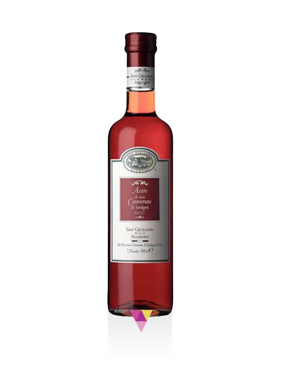 Aceto di vino cannonau doc - San Giuliano